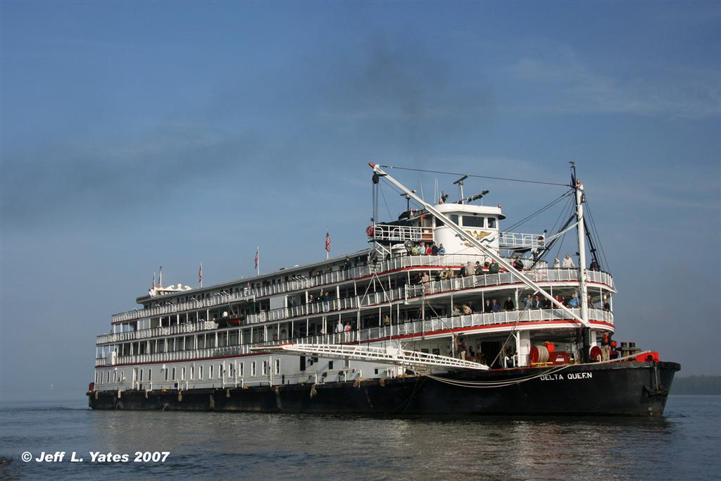Delta Queen Copyrighted Images