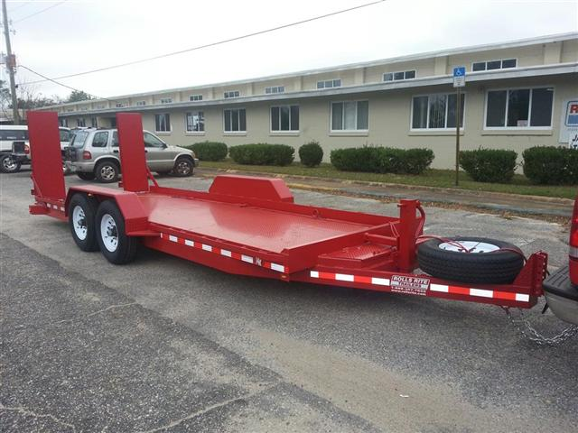 Tim Powell's Equipment Trailer